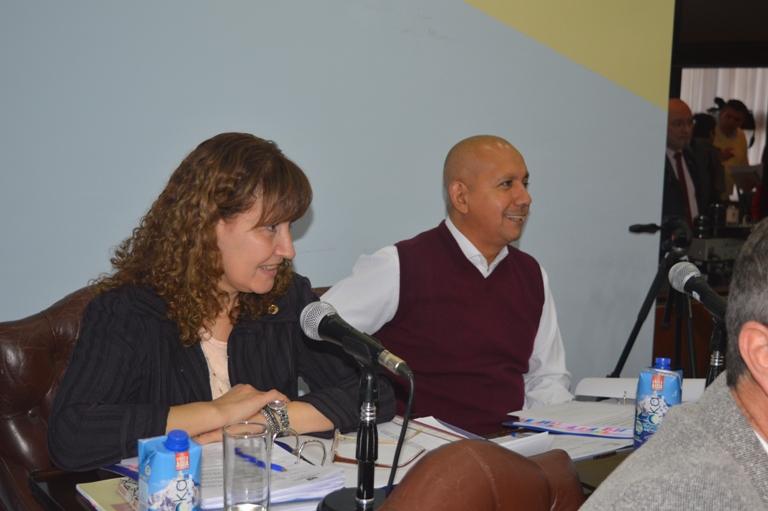 Urquiza y Villegas solicitan que se garantice a los habitantes de Rio Grande mejor conectividad aérea