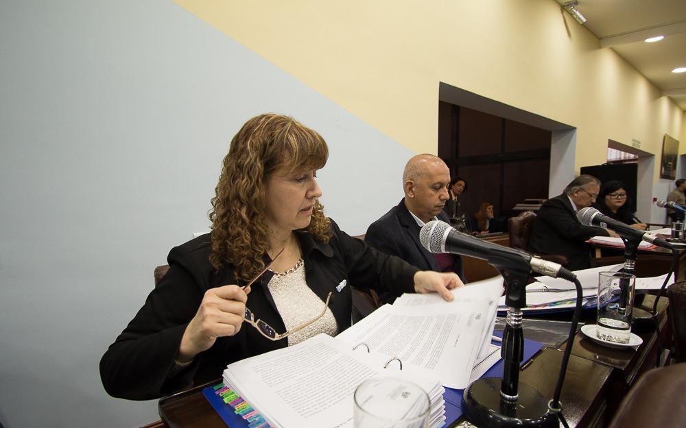El oficialismo no permitió el ingreso de un proyecto para declarar la nulidad de la intervención en el IPESFA