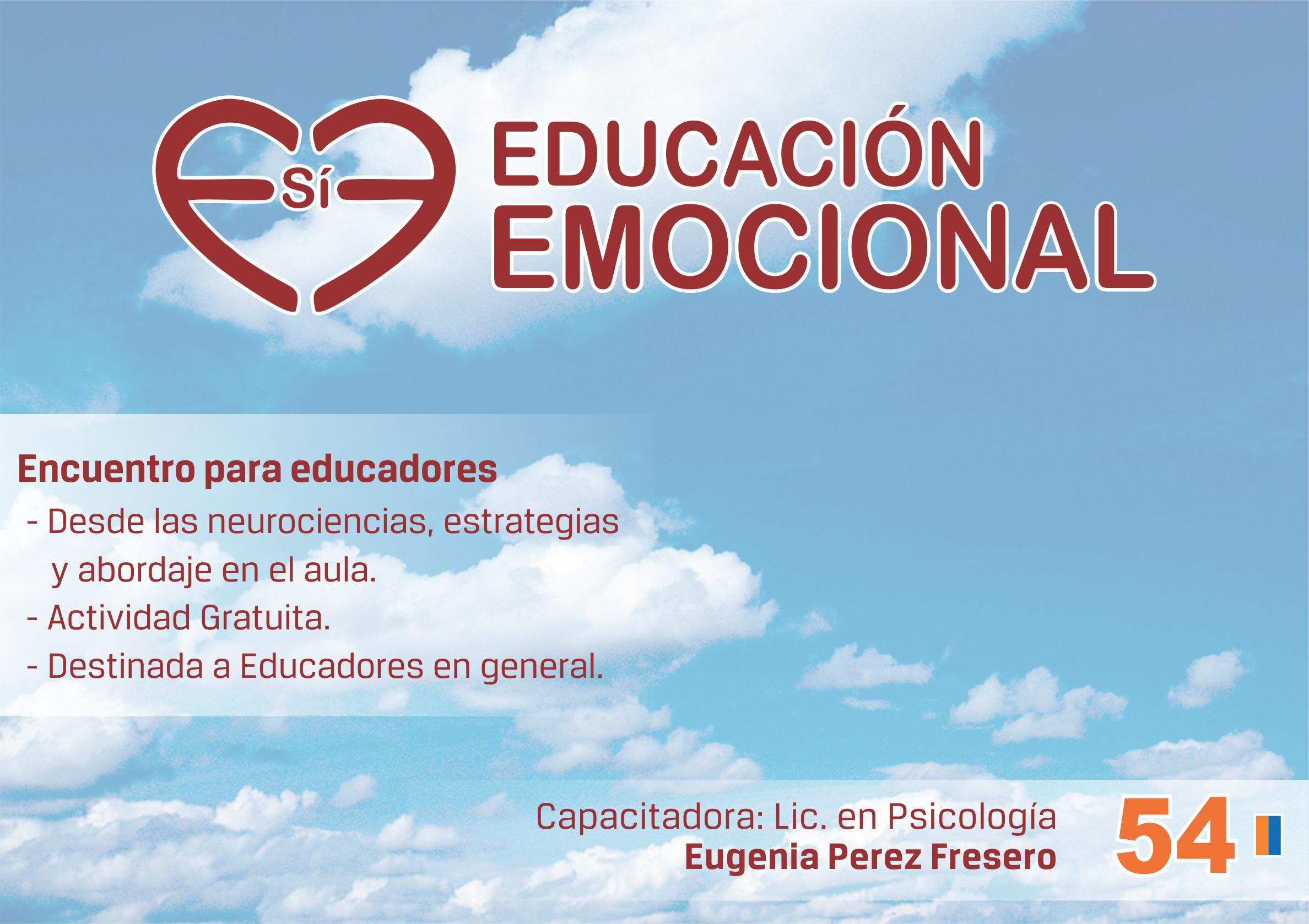 El Movimiento Popular Fueguino organiza una Jornada de Educación Emocional