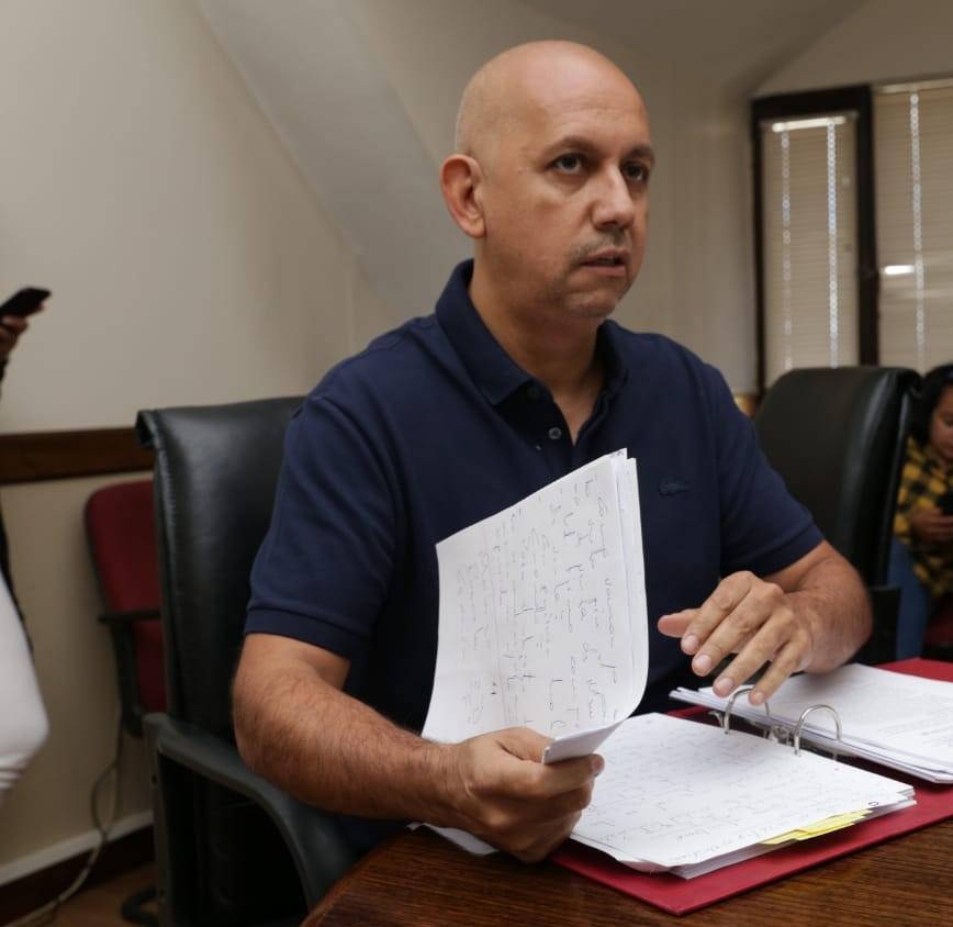 """Villegas: """"Desde el MPF, vamos a ser coherentes con la postura que tuvimos aquella madrugada del 8 y 9 de enero"""""""