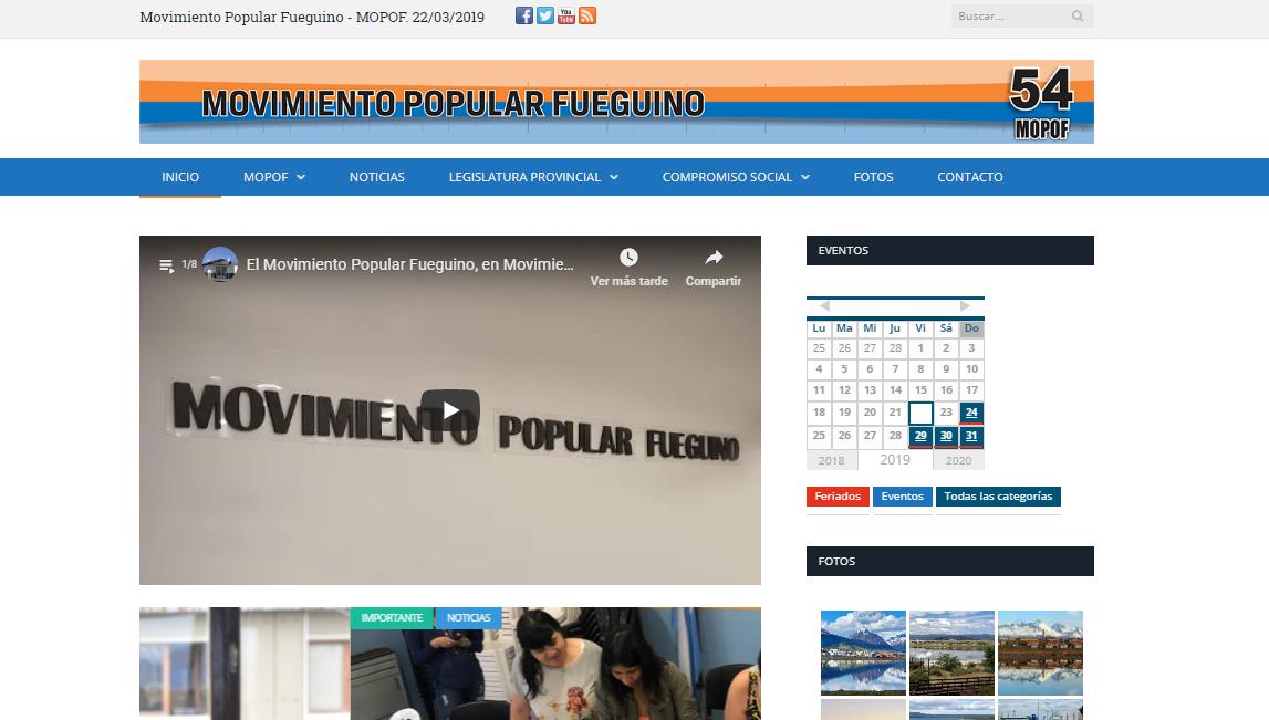 Seguimos renovando nuestro sitio web