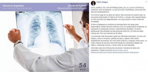 28 Campaña Cancer 4